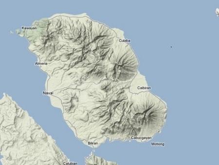 Map 1 500