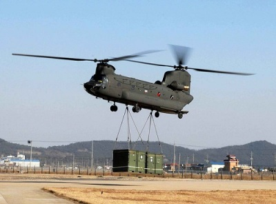 CH-47D-Chinook