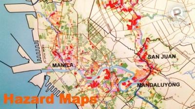 hazard-map