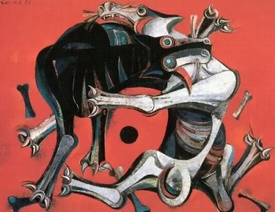 Ang kiukok - Dog Fight komsais picasa