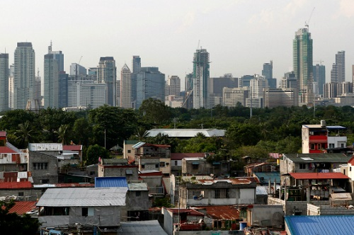 haves and have nots in manila