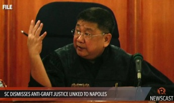 ong dismisses napoles rappler