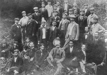 Aguinaldo Band 1898