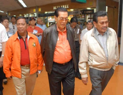 binay and friends rappler