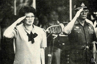 aquino ramos after coup attempt 1987