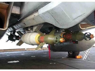 GBU-16 Paveway II Laser Guided Bombs