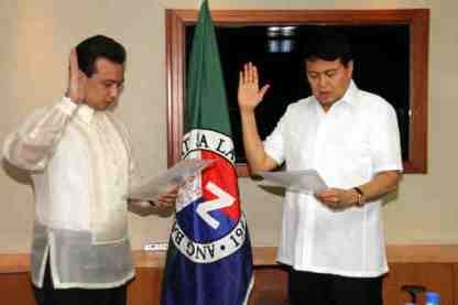 Trillanes joins NP