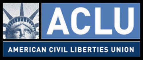Image result for aclu logo