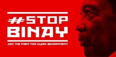 stop binay