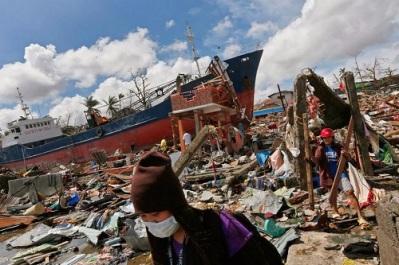 tacloban typhoon 2013
