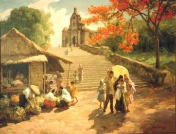 amorsolo-church