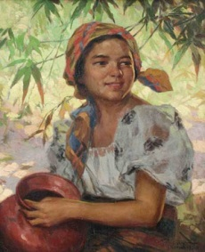 Amorsolo-Young-Girl