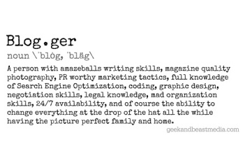 Blogger-definition