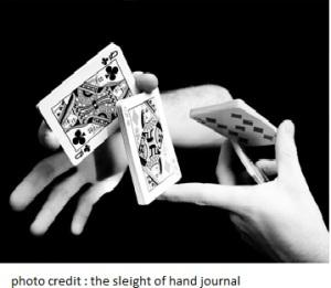 sleightofhand