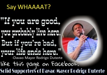 Duterte Quote