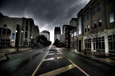 empty-city-road pcwallart