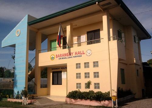 Community Based Progress The Barangay Rules The Society