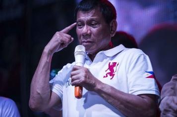 Duterte at MBC bloomberg