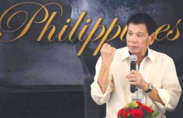 President Elect Rody Duterte [Photo source: Manila Buletin]