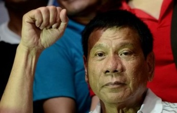 Strongman Duterte