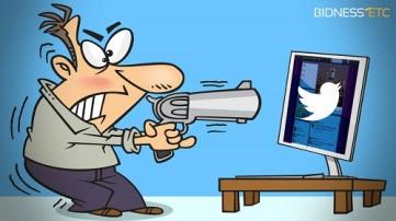 twitter trolling bidnessetc dot com