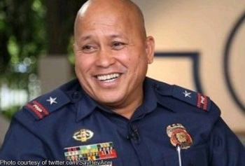 Chief dela rosa