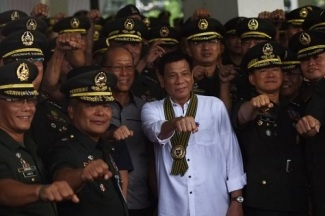 afp-officers-and-the-president